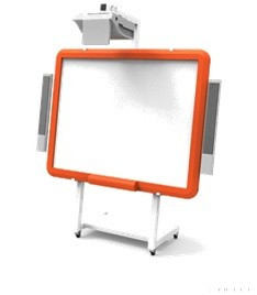 Suport rulant  pentru tablă interactivă preșcolară