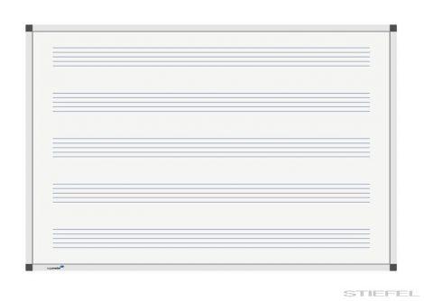 Tablă magnetică de partituri Legamaster PREMIUM (mai multe dimensiuni)