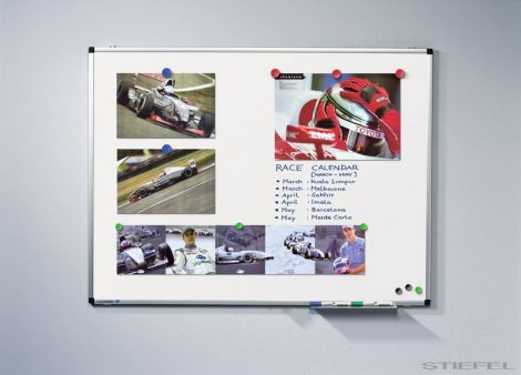 Tablă albă magnetică Legamaster PREMIUM  (whiteboard) (mai multe dimensiuni)