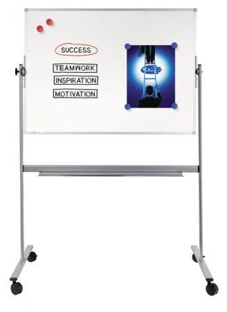 Tablă albă magnetică, rotativă Legamaster ECONOMY (whiteboard) (mai multe dimensiuni)