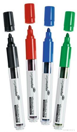 Marker pentru tablă TZ 10 (mediu, 4 culori) 4 buc/pachet