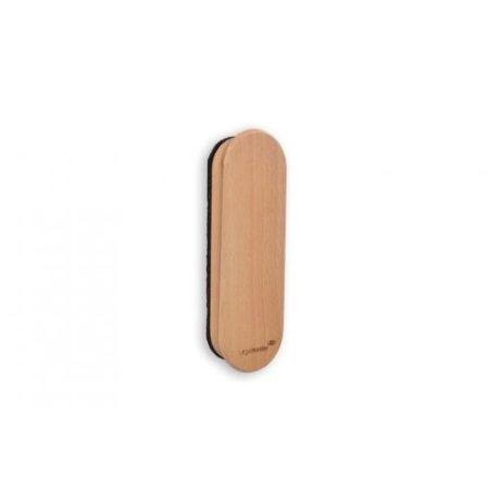 Ștergător din lemn pentru tablă albă (magnetic)