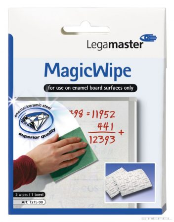 MagicWipe șervețel special pentru curățarea tablei