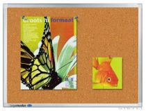 Tablă din plută Legamaster PREMIUM 45x60 cm  (în mai multe dimensiuni)