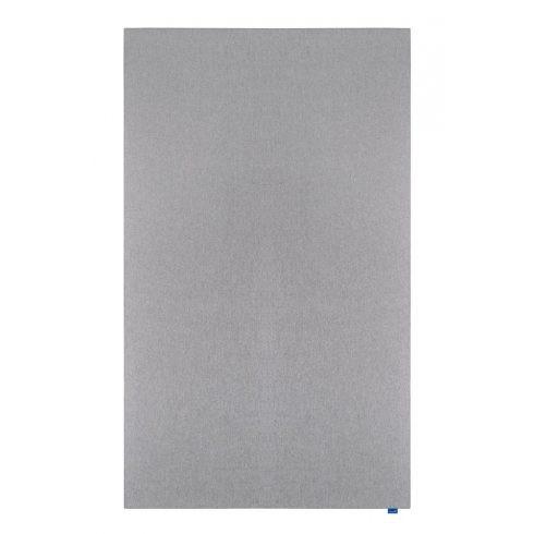 WALL-UP Acoustic Afișier 200*119,5 cm (vertical) (Quiet Grey)