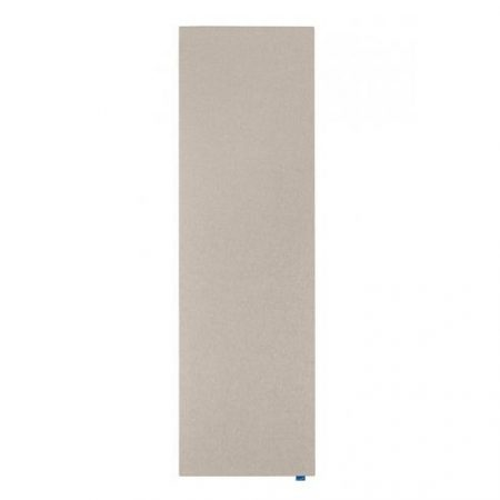WALL-UP Acoustic Afișier 200*59,5 cm (vertical) (Soft Beige)
