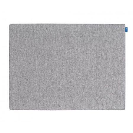 BOARD-UP Acoustic Afișier 75*50 cm (orizontal) (Quiet Grey)