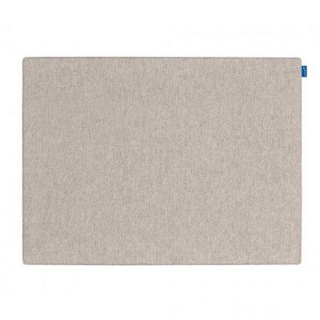 BOARD-UP Acoustic Afișier 75*50 cm (orizontal) (Soft Beige)
