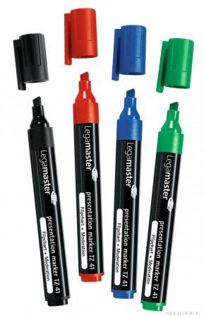 Marker Legamaster TZ 41, 4 culori
