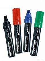 Marker Legamaster Jumbo, 4 culori