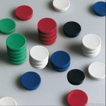 Magneți pentru tablă (în mai multe culori și dimensiuni)
