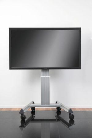 Stand rulant reglabil în înălțime pentru LCD interctiv (E-Screen), XL