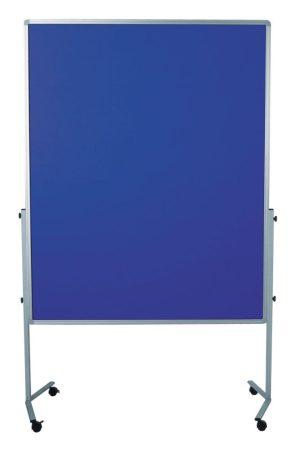 Afișier pentru workshop Legamaster Premium, albastru închis, din pâslă