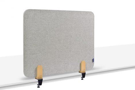 ELEMENTS acoustic separator de birou 60x80 cm sur palid