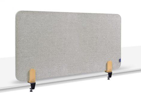 ELEMENTS acoustic separator de birou 60x160 cm sur palid