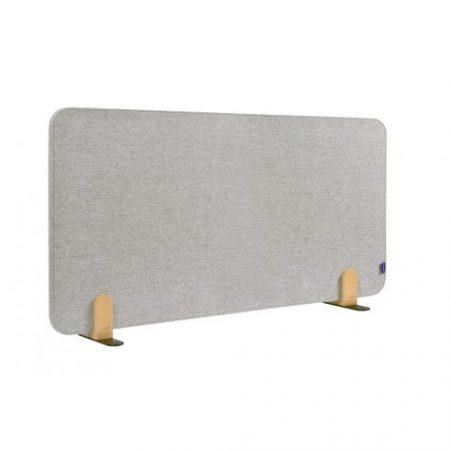 ELEMNTS acoustic separator de birou 60x160 cm sur palid