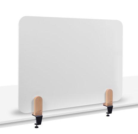 ELEMENTS separator transparent de birou 60x160 cm