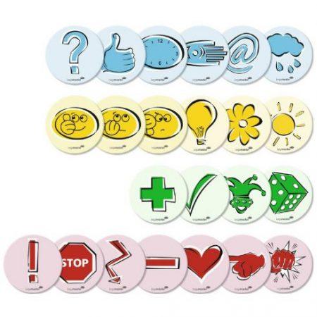 Simboluri și emoticoane