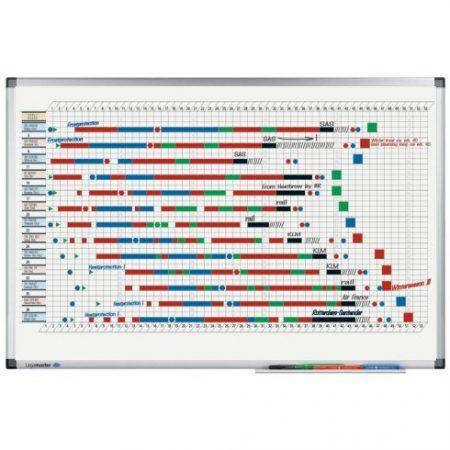 Planificator anual Legamaster PREMIUM, 53 săptămâni, 60x90 cm
