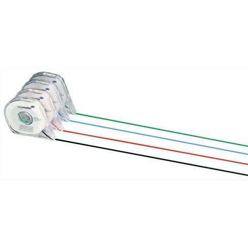Bandă separatoare pentru planificator, 1mm X 16 metri, albastră