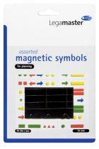 Simboluri magnetice pentru tablă (mai multe culori și dimensiuni)