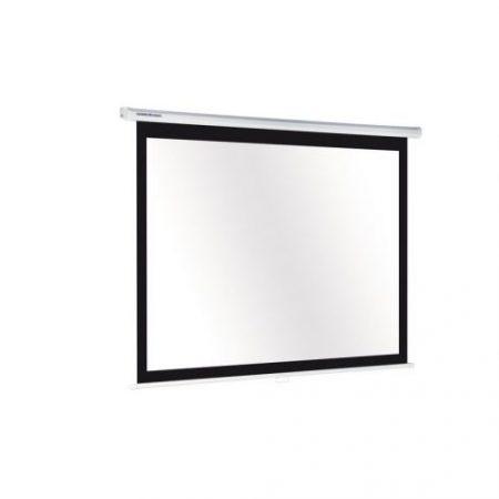 Ecran de proiecție manual Legamaster Economy, 129x200 cm