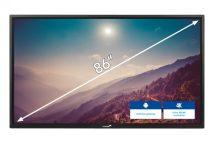 """LCD interactiv (E-Screen) 86"""" ETX-8620 UHD negru"""