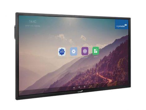 "LCD Interactiv (E-Screen) Legamaster  86"" ETX-8620 PLUS UHD, negru"
