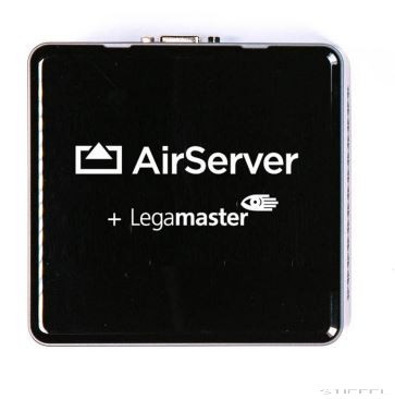 Legamaster Airserver Connect - un instrument de partajare a ecranului all-in-one
