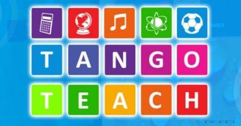 Software TangoTeach pentru tablă interactivă și ecran tactil (licență de 1 an)